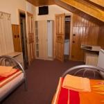 Ubytování U Zvonku - Dvoulůžkové pokoje